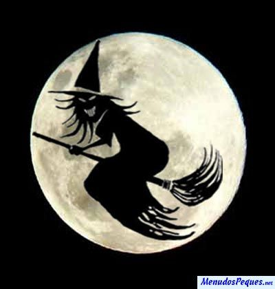 Poesías Halloween - La Bruja Maruja