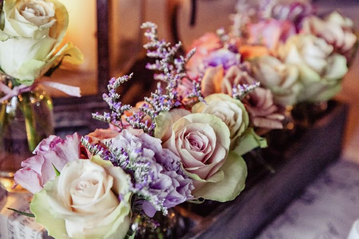 Vintage inspired wedding in lilacs by Decor mechanics Photography by Lucinda du Toit