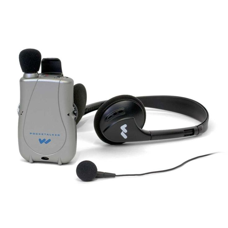 Personal sound amplifier headphones for sale auditory