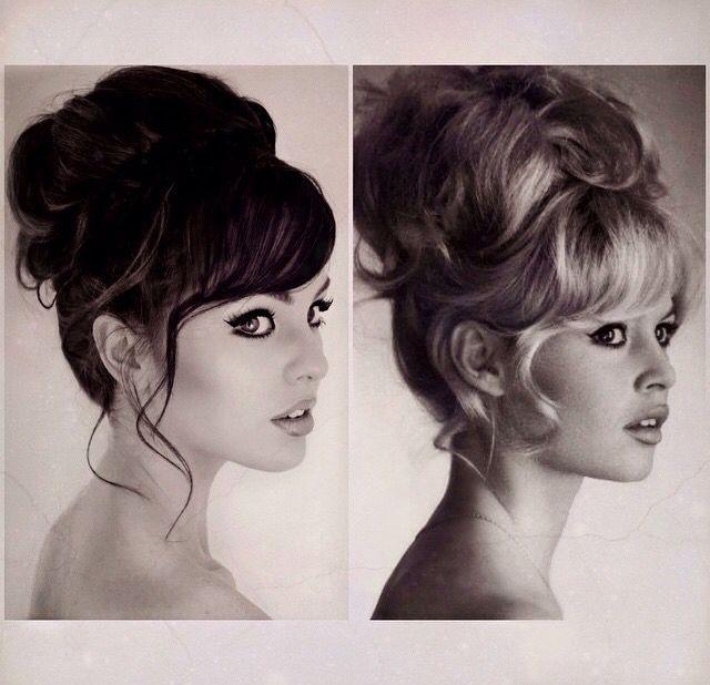 Jackie Wyers Brigitte Bardot Tutorial