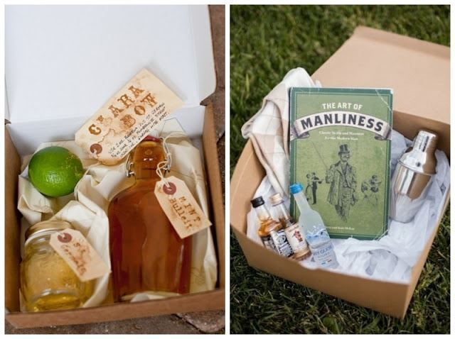 6 Creative DIY Presents for Your Best Man and Groomsmen!