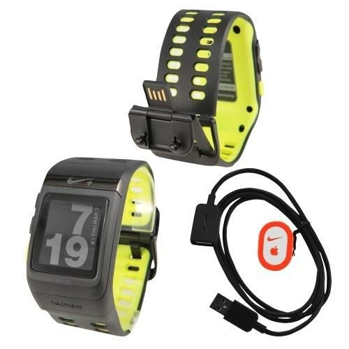The Nike+ SportWatch GPS offers you a new running experience. The GPS receiver works in tandem with the shoe-based Nike+ Sensor to deliver highly accurate pace and distance data while... More Details