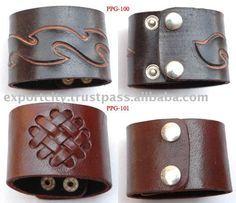 handmade+leather+bracelets | Handmade Leather Bracelet And Bangles (2), View Leather Bracelet ...