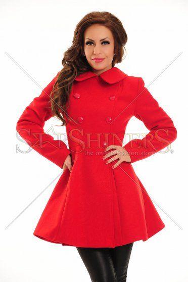 Palton LaDonna Be Elegant Red