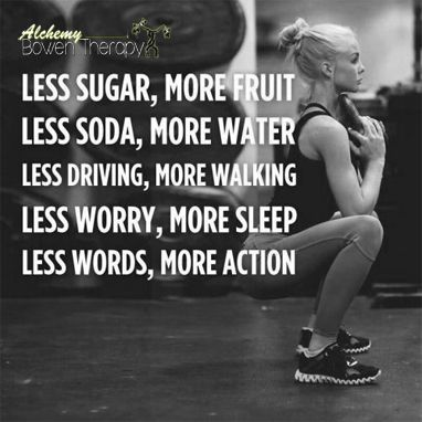 It should read as no soda,more water.One has got to totally stop drinking soda for better health.