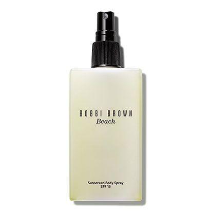 Beach Sunscreen Body Spray SPF 15