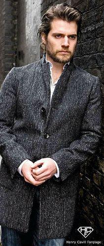 Henry Cavill-Glamour UK Interview June 2013-03 via Flickr