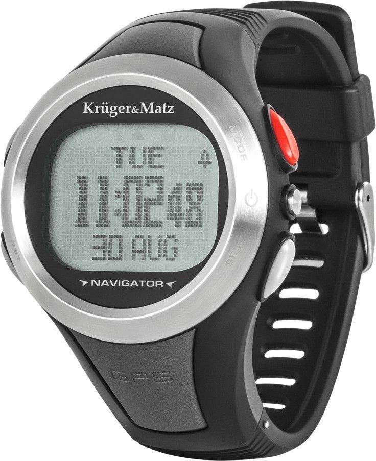 Navigator 100  – pierwszy zegarek sportowy w ofercie Kruger&Matz - Smart-Test