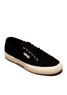 Superga Women's 2750 Cotu Classic Sneakers - Black - 38 Eu / 8 M Us