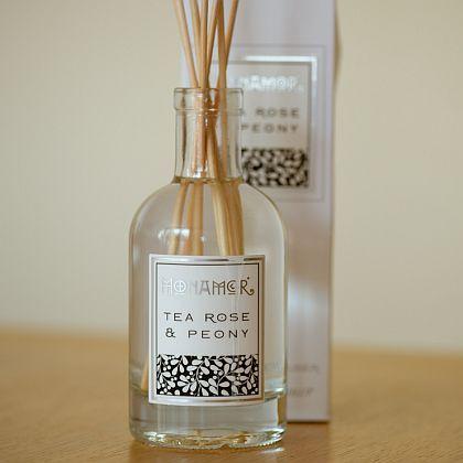 Monamor Fragrance Diffuser Tea Rose & Peony