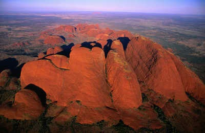 Kata Juta in Central Australia  Stunning, so impressed but the diversity in geology even though it is so close to Uluru.....maybe even better