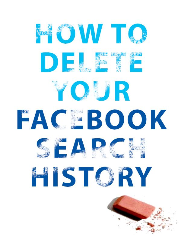 how to delete everything on facebook page
