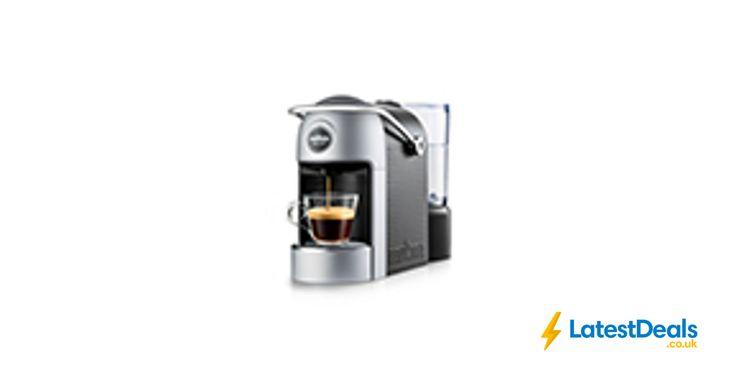 LAVAZZA JOLIE WHITE COFFEE MACHINE Various Olours, £49