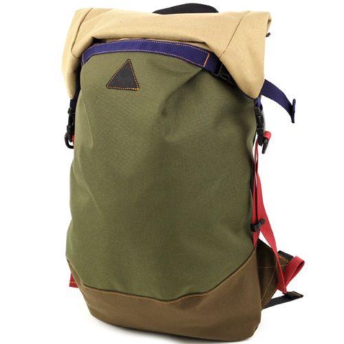 –Chimney bag by Blue Lug.