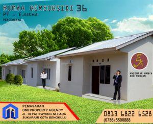 Perum Ejukha Residence Permai Bersubsidi