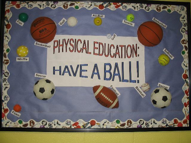 Physical Education: Have A Ball Image