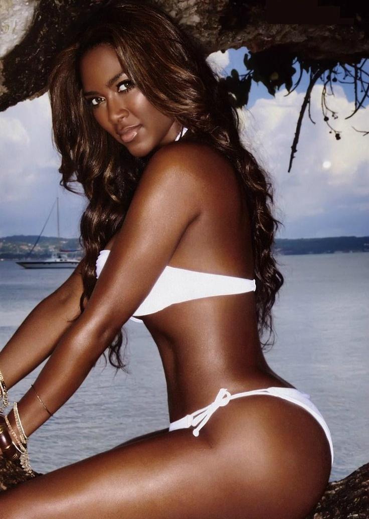 beautiful sexy nude black women