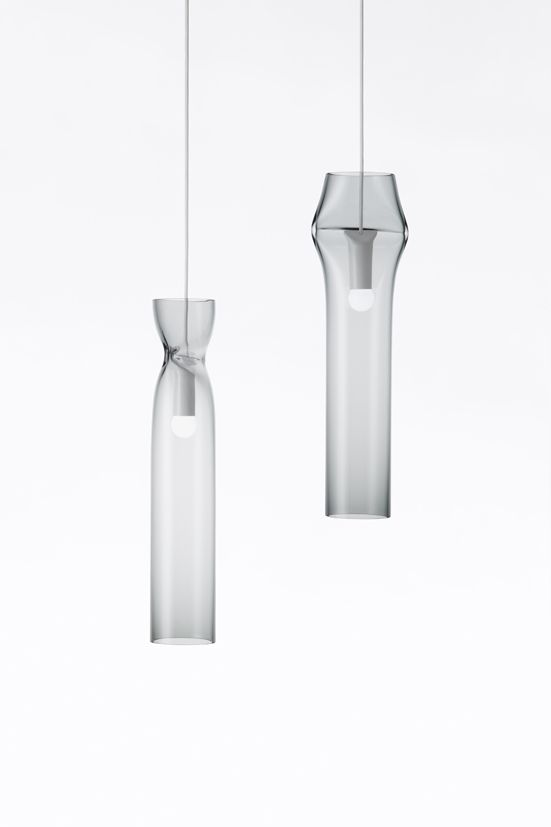 Press Lamps by NENDO for Lasvit.