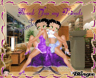 thank you my friends betty boop pinterest betty boop betty boop clip art medical betty boop clip art snow
