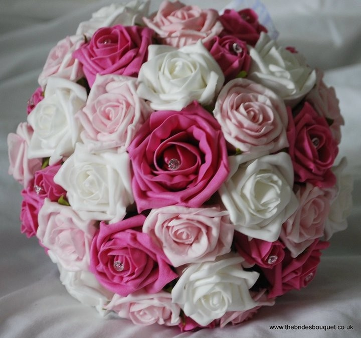 42 best Artificial flower bouquet images on Pinterest | Art flowers ...