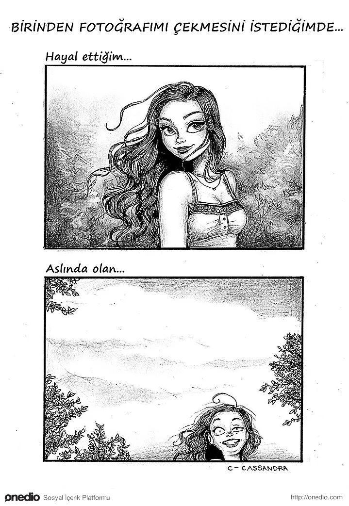 Kadınların Günlük Yaşamlarındaki Sıkıntılarını Komik Şekilde Ele Alan 22 Karikatür