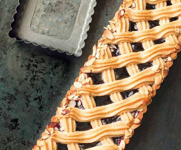 Linzer Torte | Recipes | Pinterest