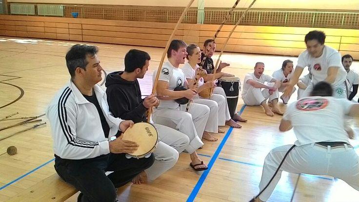 Capoeira Integração