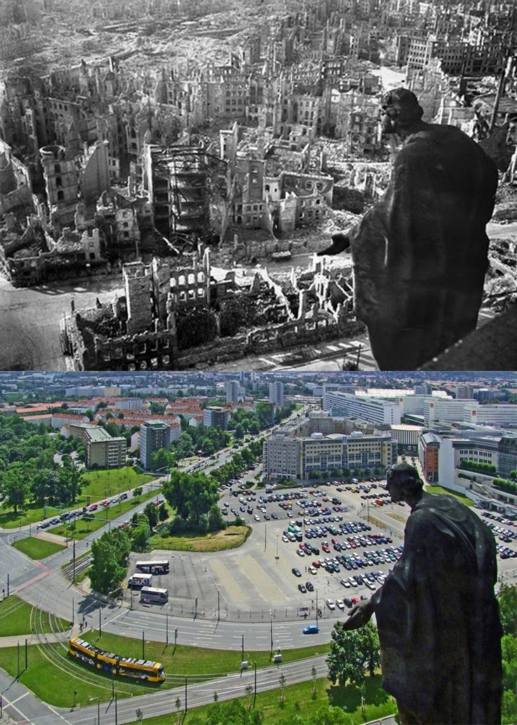 Best Places Then And Now Images On Pinterest Then And Now - Germany map then and now
