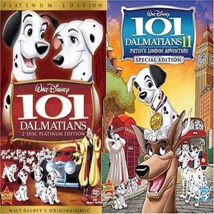 101 Dalmatians & 101 Dalmatians 2: Patches London Adventure