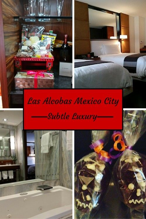 Las Alcobas Hotel Mexico City Review- Subtle Luxury Defined