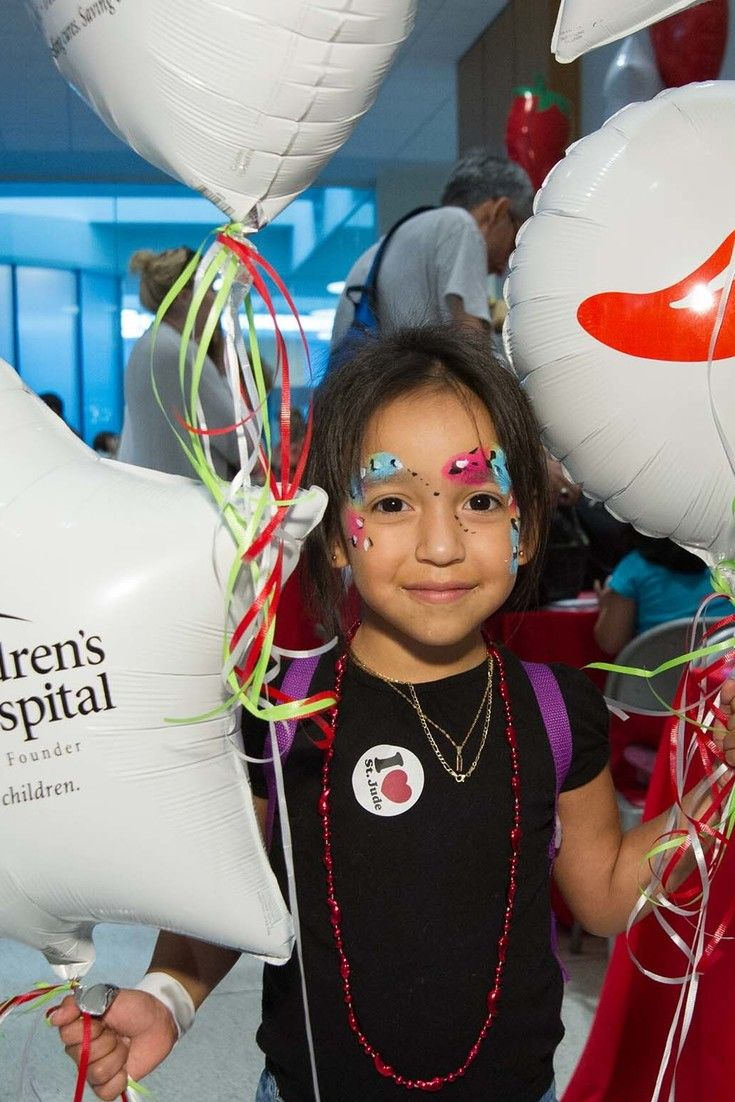 St Jude Children's Research Hospital® And Chili's® Partner For Childhood  Cancer Awareness Month
