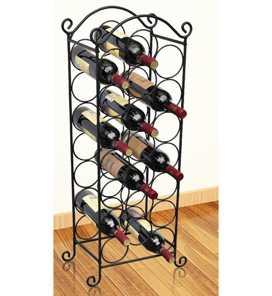 You'll love the 21 Bottle Wine Rack at Wayfair.co.uk - Great Deals on all Furniture products with Free Shipping on most stuff, even the big stuff.