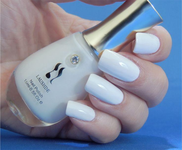 Witte nagellak getest door Nailartaddict