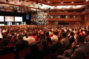 A v Austria Center Vienna bylo opravdu plno | E&S Investments