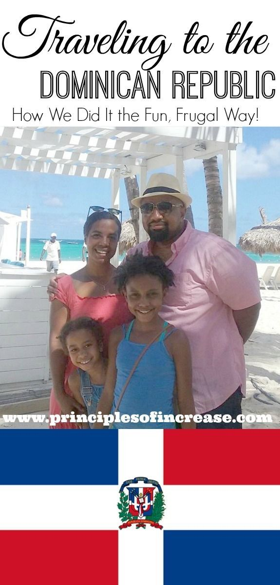"""Have you ever wanted to go on a Caribbean vacation but didn't know if you could afford it? Check out """"the poor man's Caribbean"""" a.k.a. the Dominican Republic. If you are thinking of traveling to the Dominican Republic, read this post for tips!"""