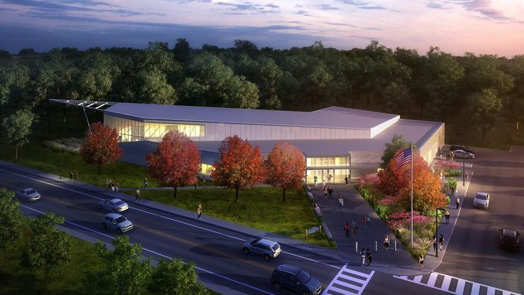Framingham library design sparks debate - News - MetroWest Daily ...