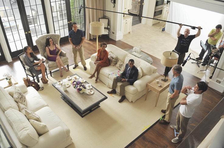 Grayson Manor Behind The Scenes Tv Revenge Pinterest