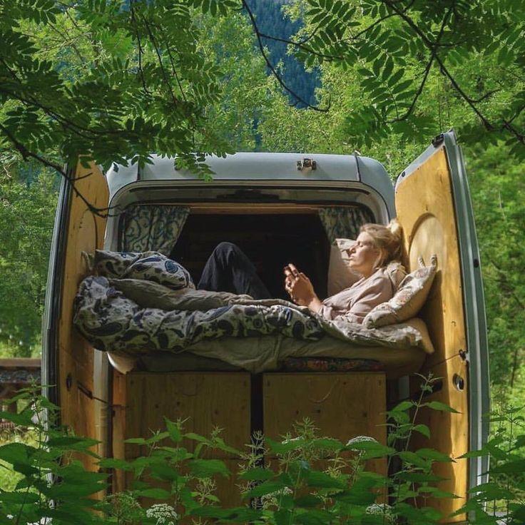 Woah – Bett auf Rutschen in den offenen Raum ausdehnen … Würde eine Art Fehlerlösung brauchen …