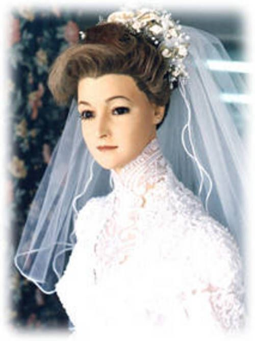 La Pascualita Corpse Bride Chihuahua Mx. | Vintage Brides ...