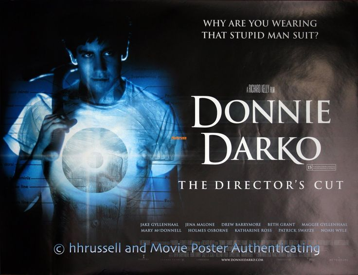 Donnie Darko DIRECTORS CUT 2001