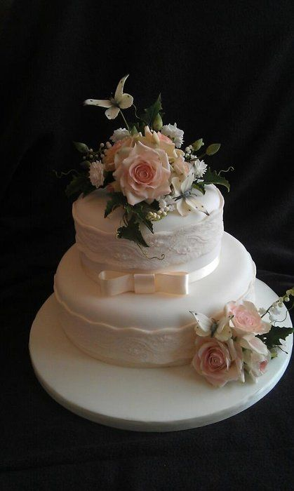 English Countrty Garden by La Lavande Cake BoutiqueSugar Flower, Creative Cake, Lavander Cake, Cake Boutiques, La Lavander, Cake Decor, Amazing Cake, English Country Gardens, Gardens Pretty