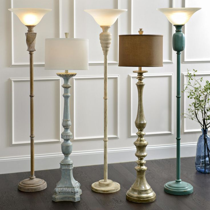 Shop the wide selection of floor lamps from kirklands from traditional torchiere floor lamps to shelf floor lamps we have designs for any home decor