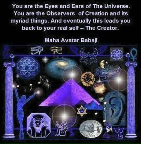 Realizing that Consciousness is in all that is as One.  Brings you Home to you own Self, beyond thought in just flowing as the Universe Flows. <3 -Mary Long-