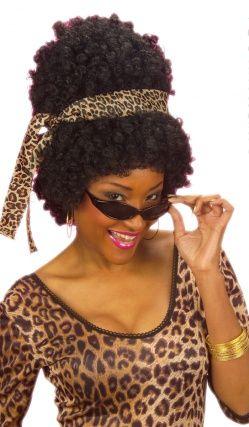 Perruque Afro -Américaine