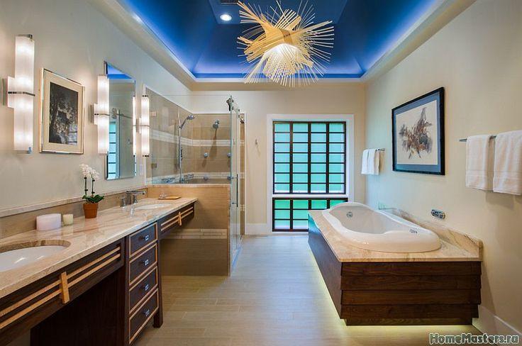 Просторная ванная комната | Дизайн ванной комнаты | Фотогалерея ремонта и дизайна | Школа ремонта. Ремонт своими руками. Советы профессионалов