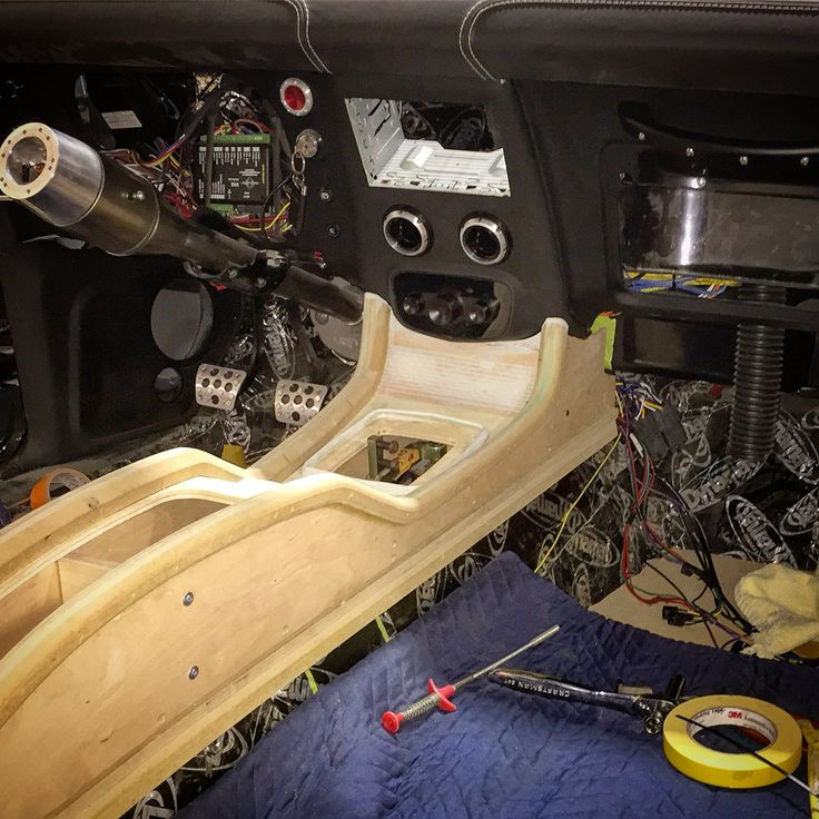 25+ Best Ideas About Custom Center Console On Pinterest