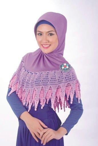Hijab Rajut Rahmah