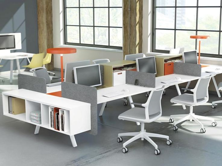 62 best Workstations \ Private Offices images on Pinterest - küchen teleskopstange mit korb