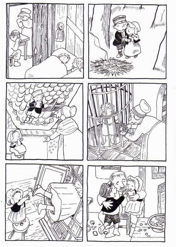 Hansel et Gretel   séquence   google.fr
