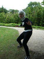 Danny Phantom cosplay Elf Fantasy Fair 2013 Arcen